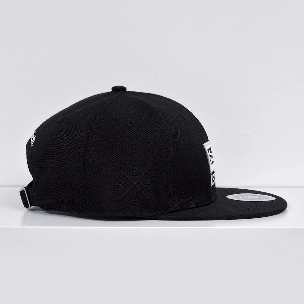 Been Fast Strapback View 4 - Motorcycle Hat