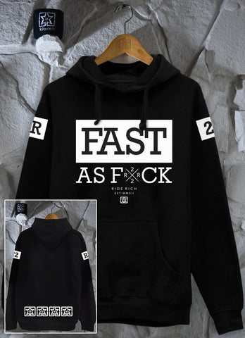 Been Fast Pullover Hoodie