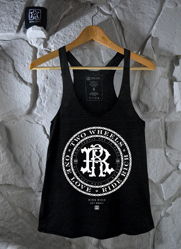 RR Filigree & Chains Racerback Tank