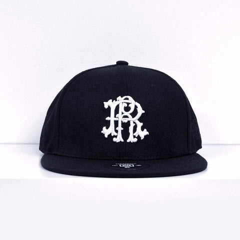 RR Filigree Strapback View 1 - Motorcycle Hat