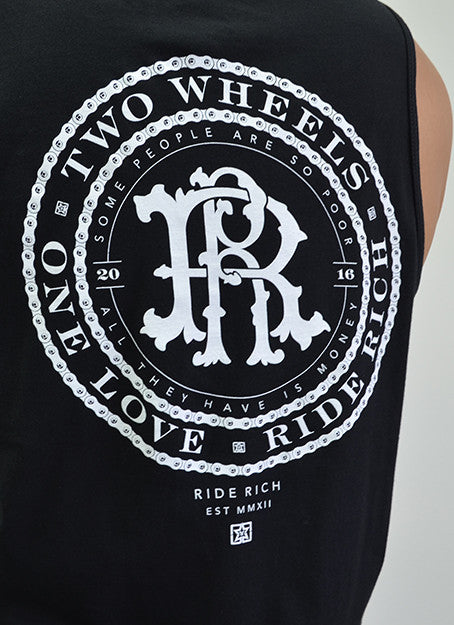 RR Filigree & Chains Tank
