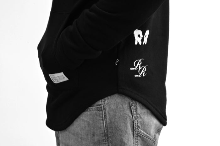 The Get Up Scoop Pullover Hoodie