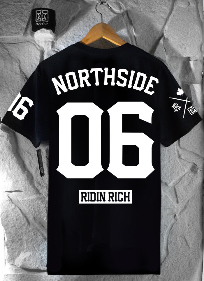Ride Rich Home Grown Tee {Black}