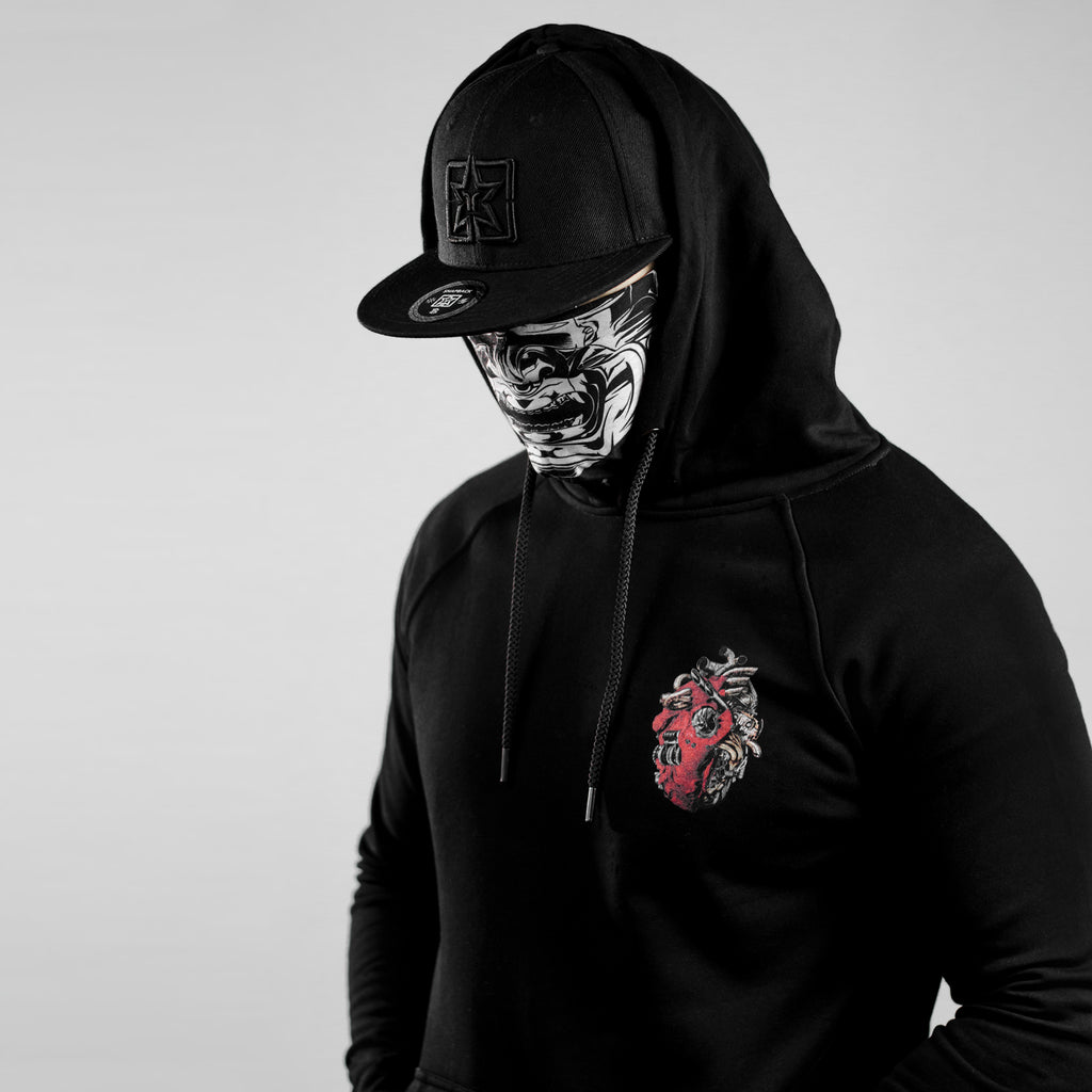 Heart of a Rider Scoop Pullover Hoodie