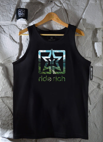 Highway to Heaven Tank {Black}