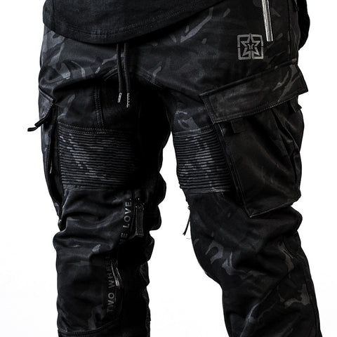 Unit 16™ Armoured Softshell Cargo Joggers {Camo}