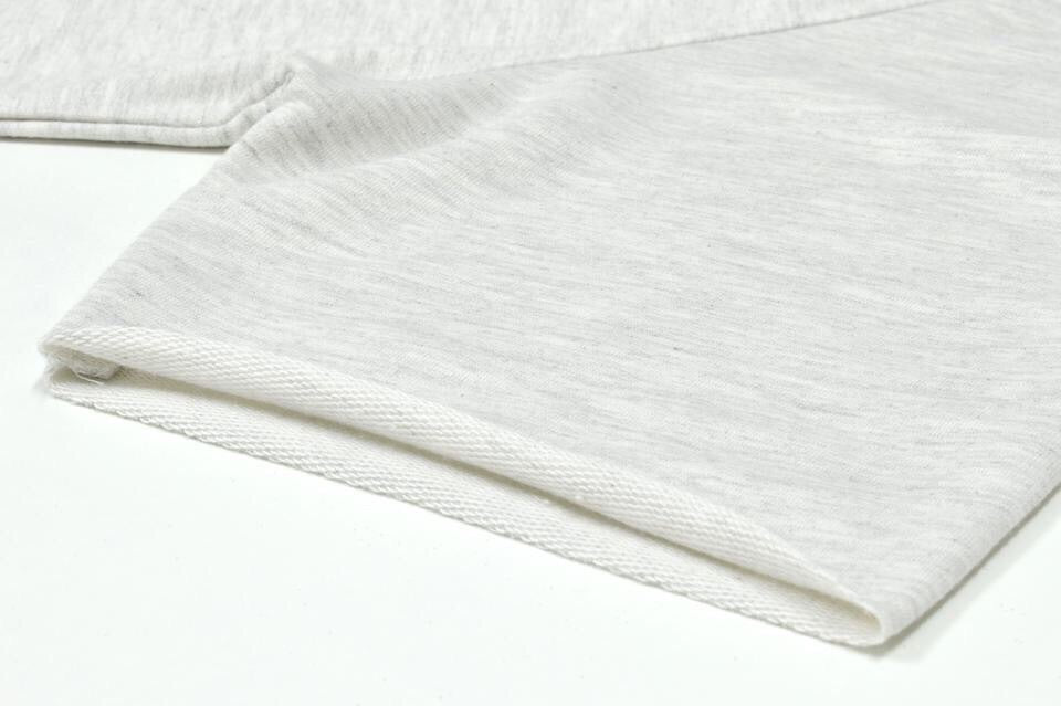 RR GP Scoop Tee {White Heather}