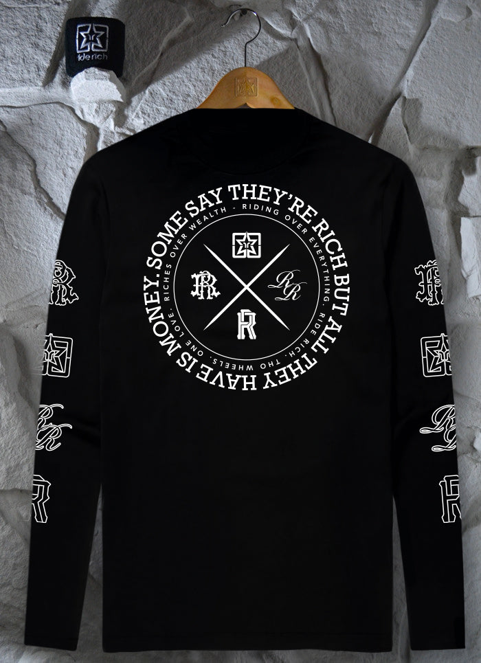 The Motto L/S Tee