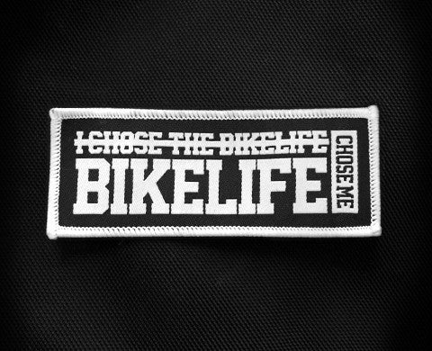 The Chosen One Patch - Motorcycle Accessories