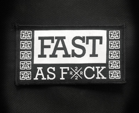 Been Fast Patch