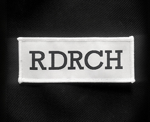 RDRCH Patch - Motorcycle Accessories