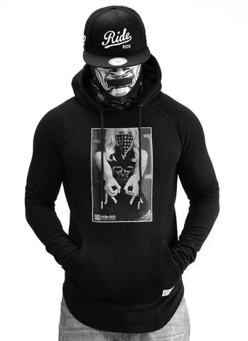 Ode To RR Scoop Pullover Hoodie