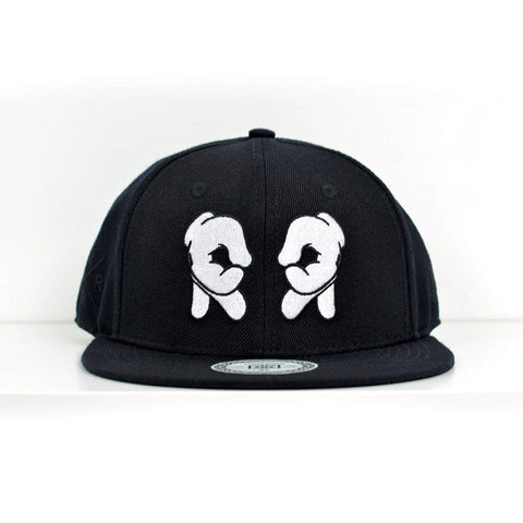 Rep Life On Two Strapback View 1 - Motorcycle Hat