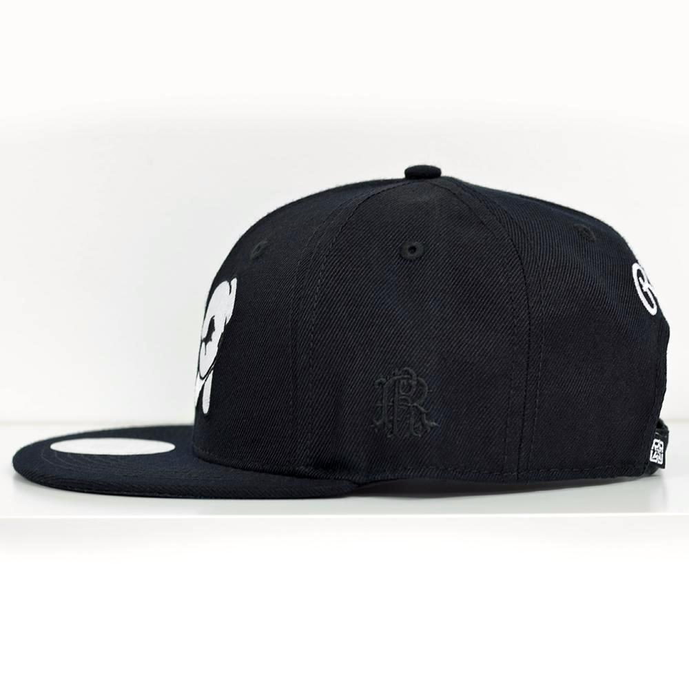 Rep Life On Two Strapback View 2 - Motorcycle Hat