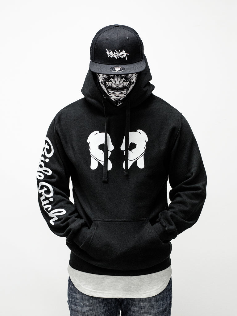 Rep Life On Two Pullover Hoodie