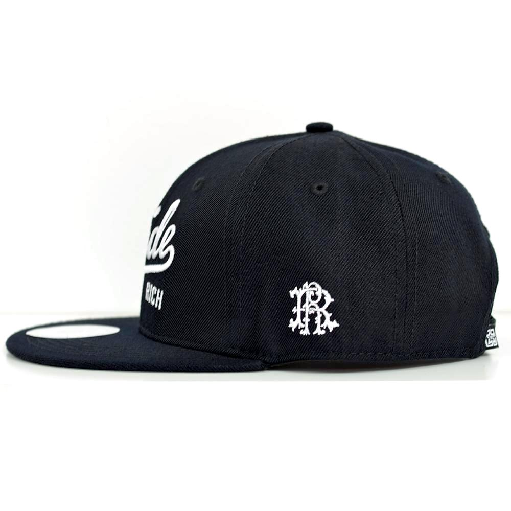 RR Squad Strapback View 2 - Motorcycle Hat