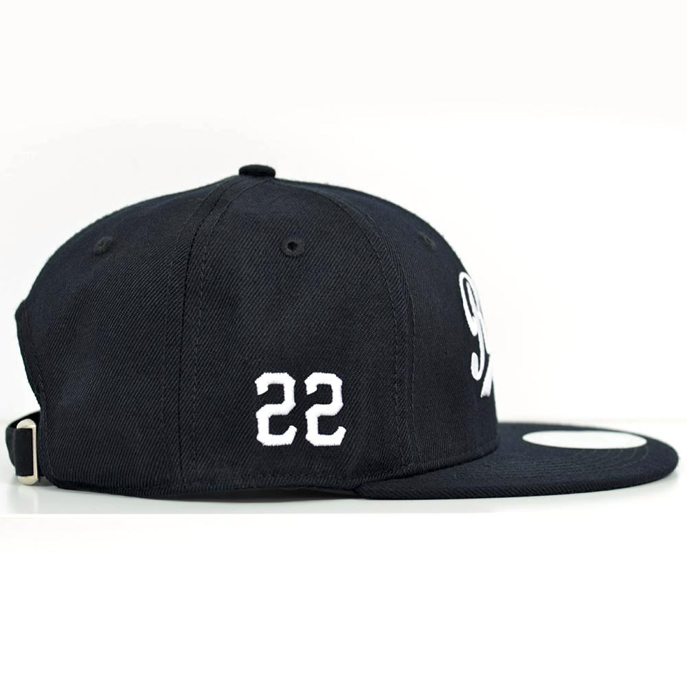 RR Squad Strapback View 4 - Motorcycle Hat
