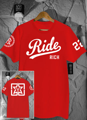 RR Squad Tee {Red}