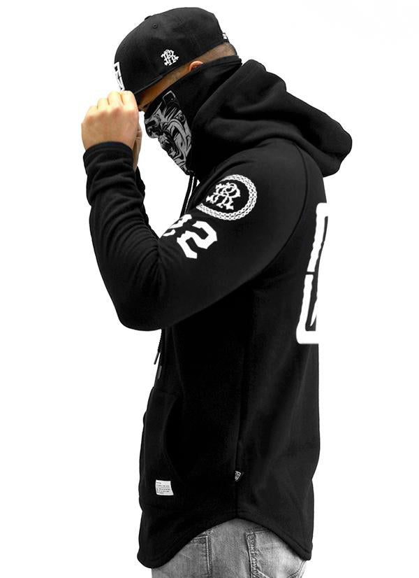 RR Squad Scoop Pullover Hoodie