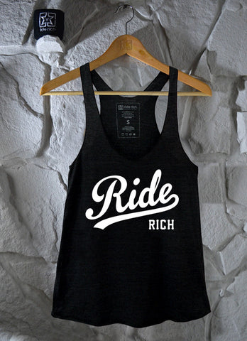 RR Squad Racerback Tank View 4 - Motorcycle Racerback Tank