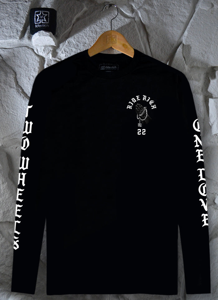 Trust No Other L/S Tee