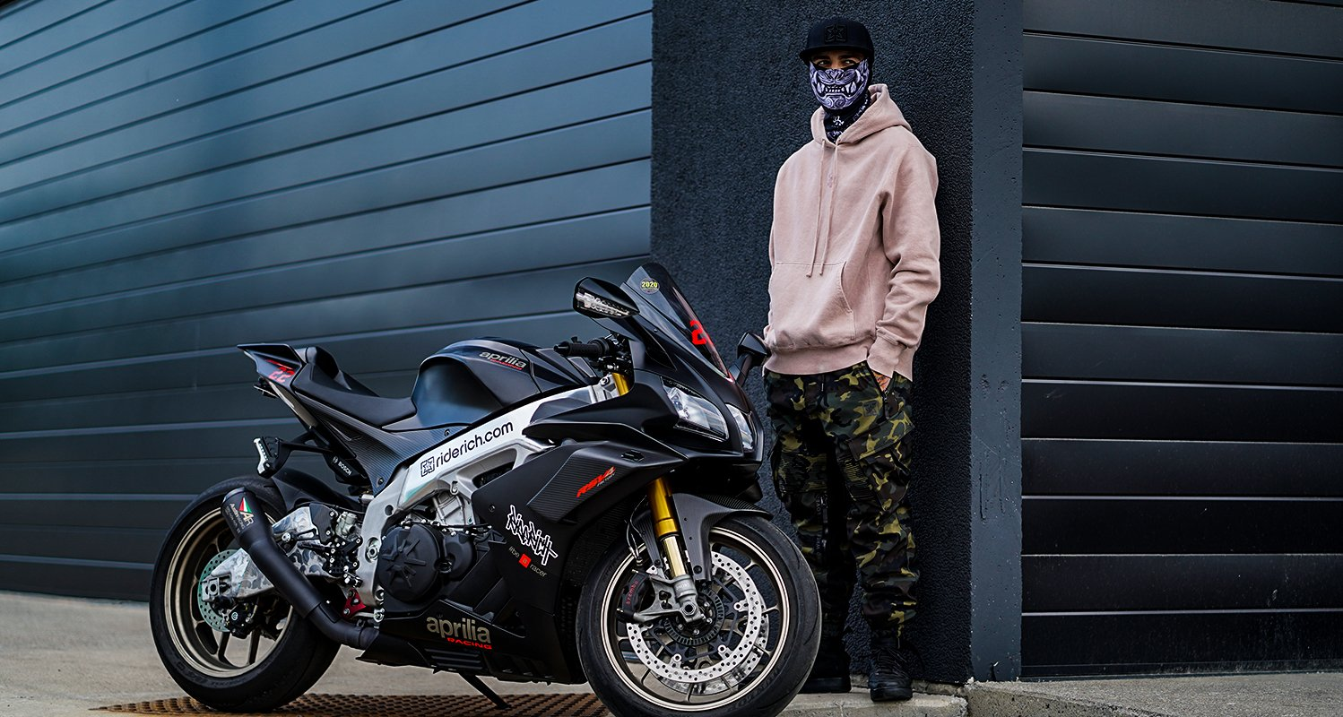 Motorcycle Streetwear And Accessories
