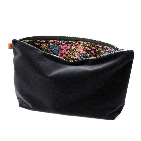 Semibasic LUSH pocket stor, black