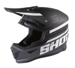 CASQUE CROSS SHOT FURIOUS SHINING NOIR GRIS