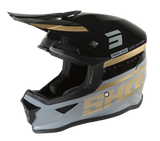 CASQUE CROSS SHOT FURIOUS SHINING NOIR BRONZE