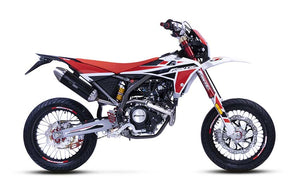 FANTIC MOTARD XMF 125 4T COMPETITION MY2021