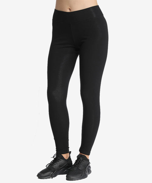 iLoveSIA Women Fleece Yoga Pants Capri Leggings Tights - iLoveSIA