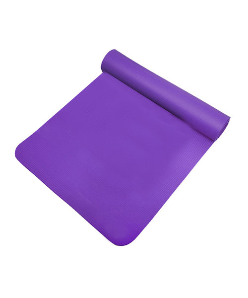 iLoveSIA Womens Yoga Mat with No Stick Ridge Antislip PVC TPE - iLoveSIA