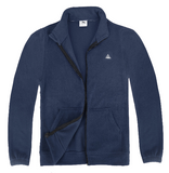 Mens Classic Full Zip Fleece Jacket - Ideal for Sports, Work and Leisure - iLoveSIA