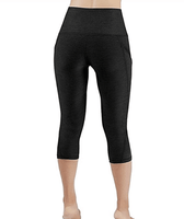 iLoveSIA 3/4 Capri Yoga pants,Yoga Capris with Pockets Yoga Pants Workout Pants for Women - iLoveSIA
