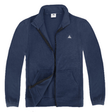 Men's Full Zip Fleece Jacket-Ideal for Sports, Work and Leisure. - iLoveSIA
