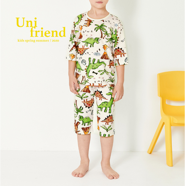 iLoveSIA Kids Boys  100% Cotton  Sung Fit Sleepwear Pajamas 2pcs Pjs  100% cotton for ultimate softness against the skin.