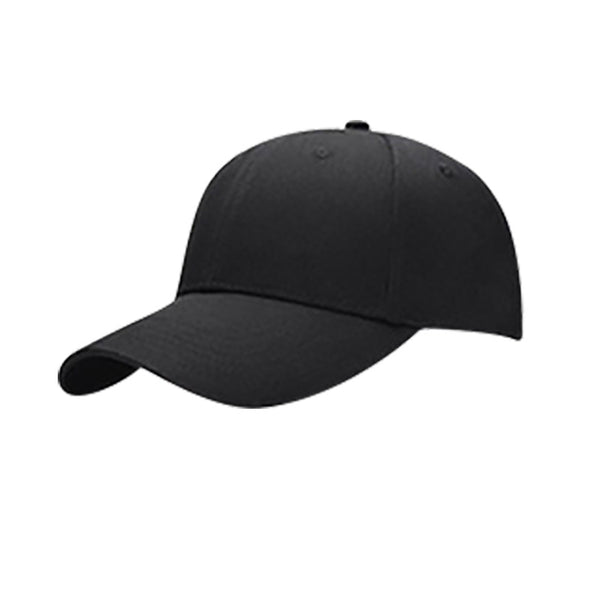 iLoveSIA Plain 100% Cotton comfortable Adjustable Baseball Cap - iLoveSIA