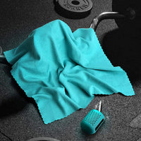 Outdoor Portable Silicone Quick-Drying Cold Sense Sports Towel - iLoveSIA
