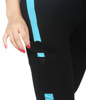 Out Pocket High Waist Yoga Pants,Tummy Control,Workout Yoga Pant - iLoveSIA