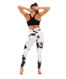 iLoveSIA Womens Legging Althetic Length Yoga Pants High Waist Workout - iLoveSIA
