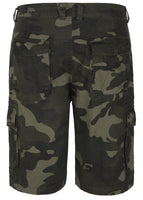 iLoveSIA Mens Outdoor Relaxed-Fit Cargo Shorts 11 Inch Golf Shorts - iLoveSIA