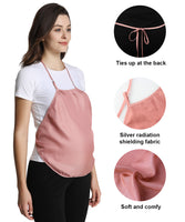 iLoveSIA Maternity Radiation Vest Pregnancy Protection Shield Clothes