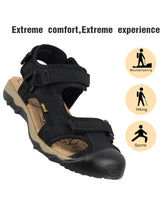 iLoveSIA Mens Waterproof Comfort Walking Hiking Sandals - iLoveSIA