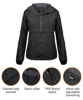 iLoveSIA Women Spring Jacket  Black