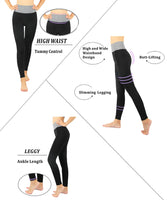 iLoveSIA Womens Running Leggings Yoga Pants