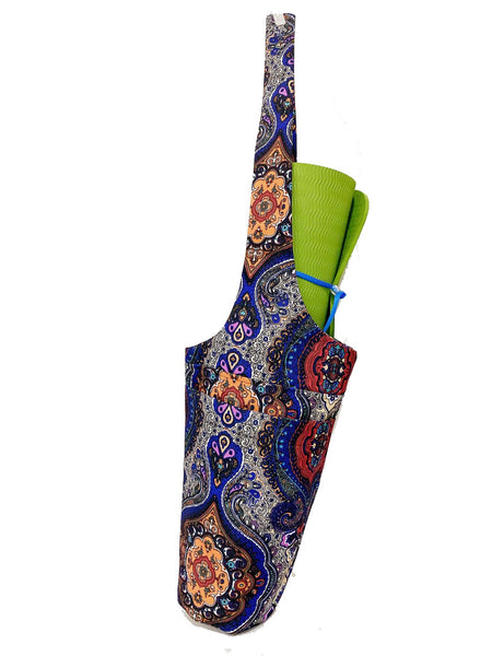 iLoveSIA Yoga Mat Bag Long Tote with Pockets Holds More Accessories - iLoveSIA