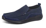 iLoveSIA Men's Canvas Casual Slip-on Walking Loafer Shoes - iLoveSIA