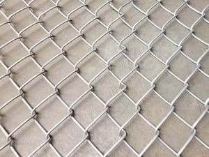 Flex-i-Link Woven Metal Tennis Net - Flex-i-Link