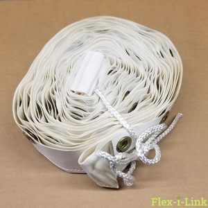 Replacement Vinyl Cover & Center Tie Down Strap For Flex-i-Link Net - Flex-i-Link