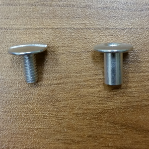 Replacement Fasteners For Flex-I-Link Tennis Nets - Flex-i-Link